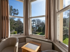 Premium Superking - Sea View Room 5- Bay Window Sea View Room