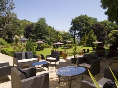 The Hotel Balmoral Garden 4