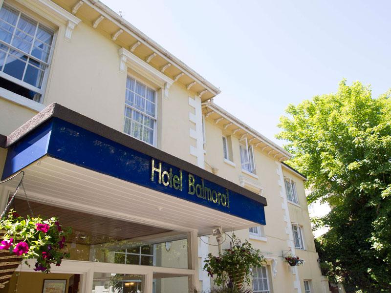 Balmoral hotel devon
