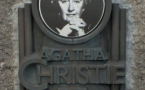 Agatha Christie Mile in Torquay