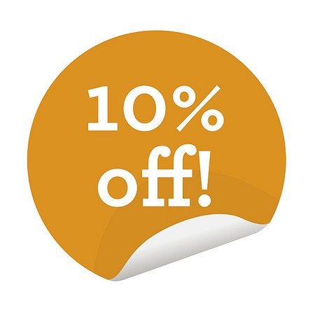 10 percent off iconjpg