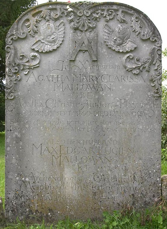 Agatha_christie's_grave