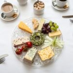 Devon Cheese Board at the Balmoral Hotel Torquay Restaurant