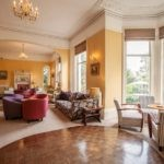 Lounge and bay window Hotel Torquay