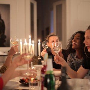 group-of-women-having-dinner-3940486